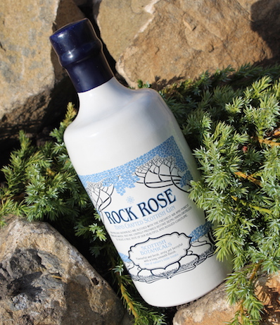 Chilli Rocks with Rock Rose Gin