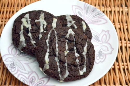 Chocolate Chilli Cookies with Galloway Chilli Original