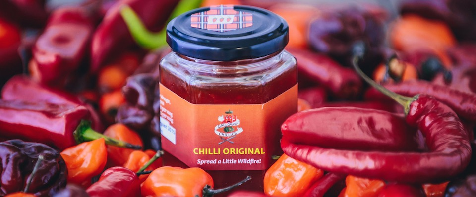 Galloway Chillies Original