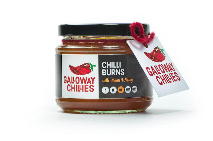 Galloway Chillies Chilli Dipper