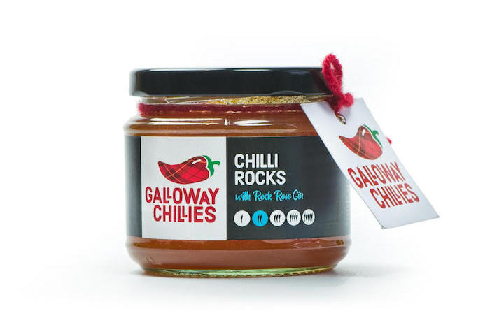 Galloway Chillies Garlic Chilli Dipper