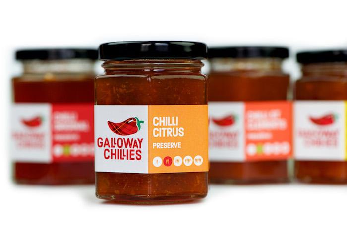 Galloway Chillies Citrus