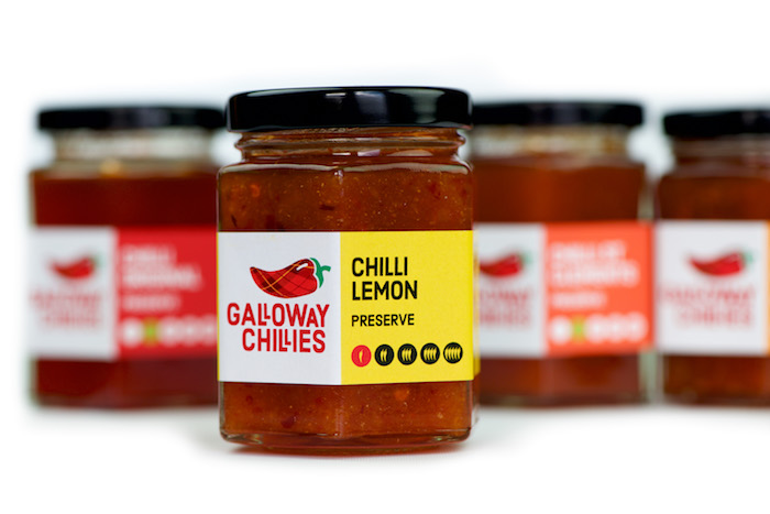 Galloway Chillies Lemon