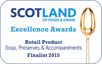 Scotland Food and Drink Finalist 2015